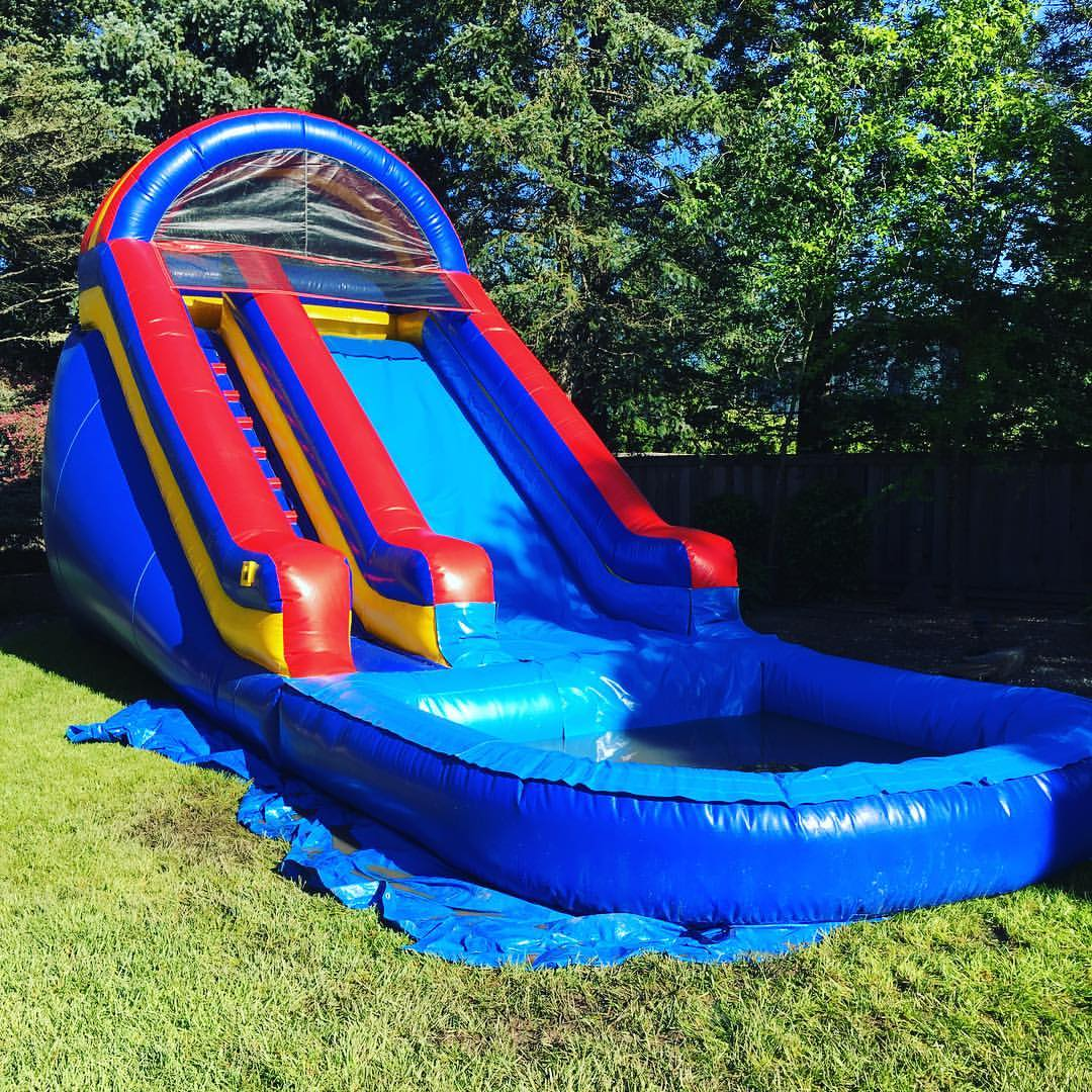 14Ft Waterslide