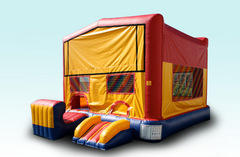 5n1 Combo Inflatable Bounce House Rental