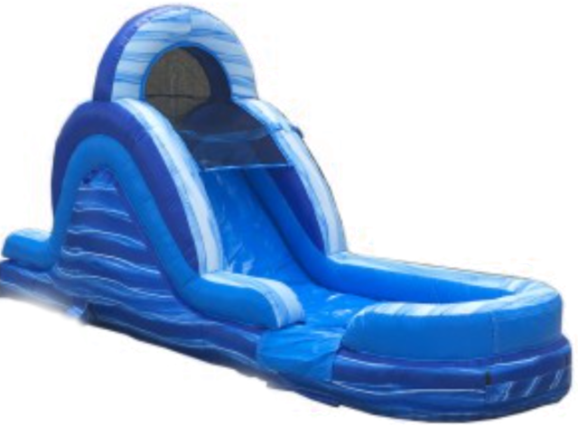 Blue Wave DRY Slide