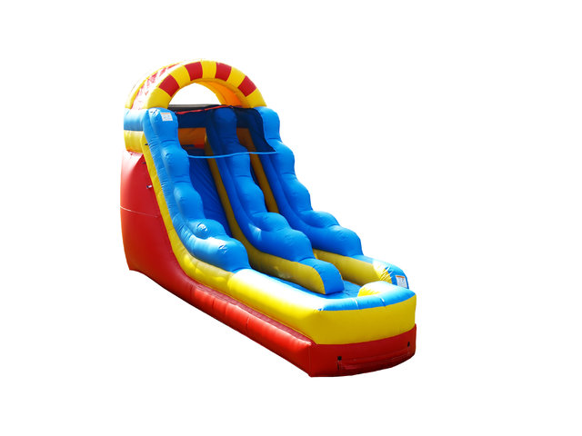 Circus 16ft mega slide