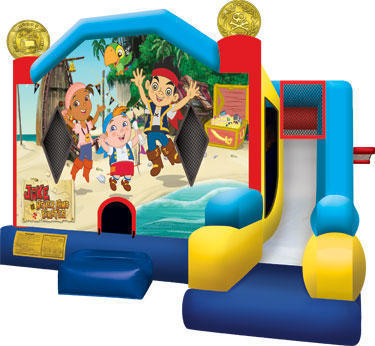 Jake and the Neverland Pirates 6in1