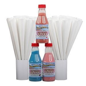 Cotton candy suger extra 50 servings
