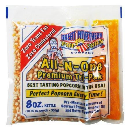 Popcorn  extra 50 servings