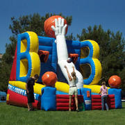 Full Court Press Sports Basketball Inflatable Challenge