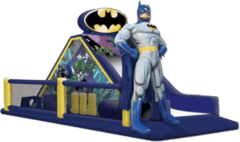 Batman Obstacle Course