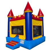 Classic Castle Bounce House #7