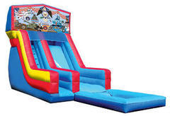 Z-Armed forces water slide