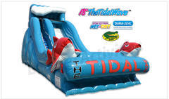 18 Foot Tidal wave water slide