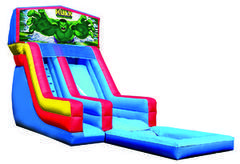Hulk Water Slide