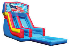 Z-Patriotic water slide