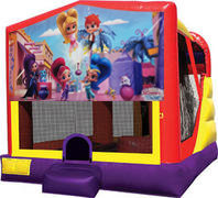 Shimmer and Shine 4in1 combo