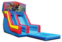 Z-Superman water slide