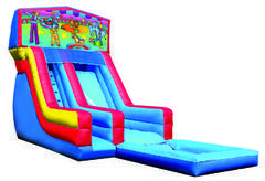 Z-Circus water slide