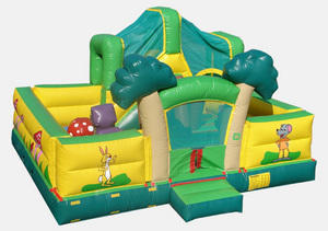 Little Jungle Toddler Bounce