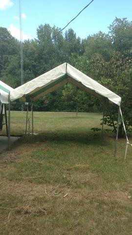 Frame Tent 10x20
