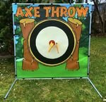 Axe Throwing Game