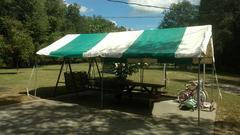 Frame Tent 10x10