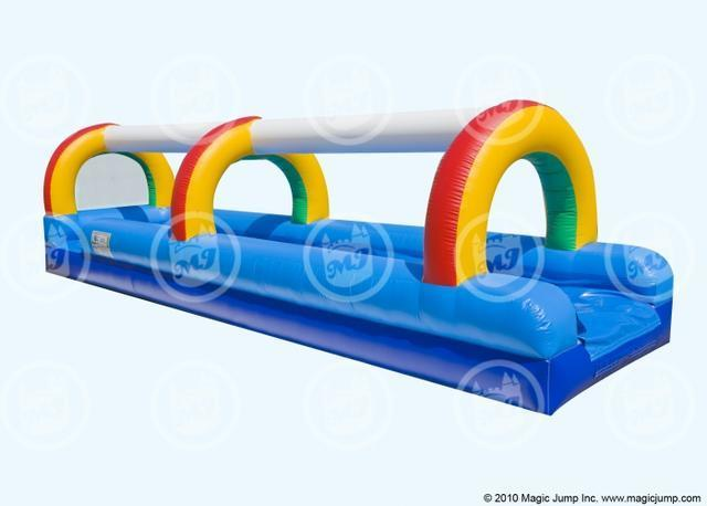 Slide & Splash w/ Pool