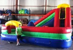 Fun Zone Toddler Combo (Age 10 & Under)