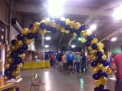 Latex Balloon Arch (Medium)