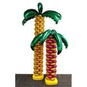 Mylar Balloon Palm Trees (pair of 11' columns)