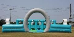 Inflatable Horse Track