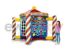 Inflatable 5-in1 Carnival Game