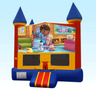 Doc McStuffins Red Castle