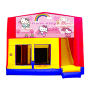 Hello Kitty Bounce House Combo