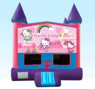 Hello Kitty Castle Pink