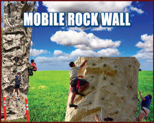 MOBILE ROCK WALL