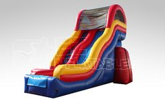 19FT Splash Pool Slide