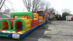 75ft Obstacle Course