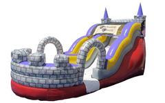 Enchanted Castle Water Slide