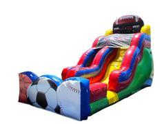 Sports Splash Water Slide