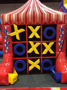 Inflatable Tic Tac Toe & 4Spot