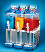 Triple Bowl Frusheez Slush Machine