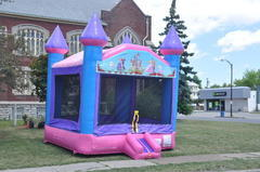 Fairy Tale Princess Bounce House