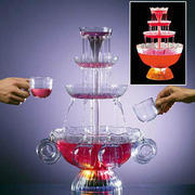 Wine fountain, cocktail fountain,commercial wedding fondue, party fountain,juice fountain