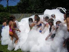 Foam Parties (1 Hour)