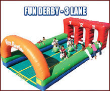 FUN DERBY - 3 LANES