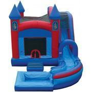 Jump N Splash Castle Combo