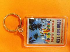 jump around party rentals key chain