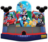 Mickey Mouse Club House 5-in-1 COMBO