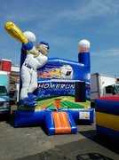Homerun Bounce House