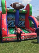 BIG INFLATABLE FOOTBALL GAME