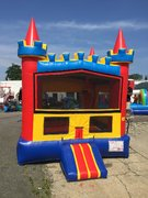 3D Castle Bounce House