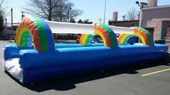 Rainbow Slip-n-Slide Single Lane