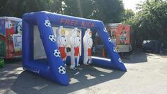 SOCCER KICK INFLATABLE GAME