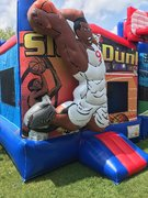 SLAM DUNK BOUNCE HOUSE